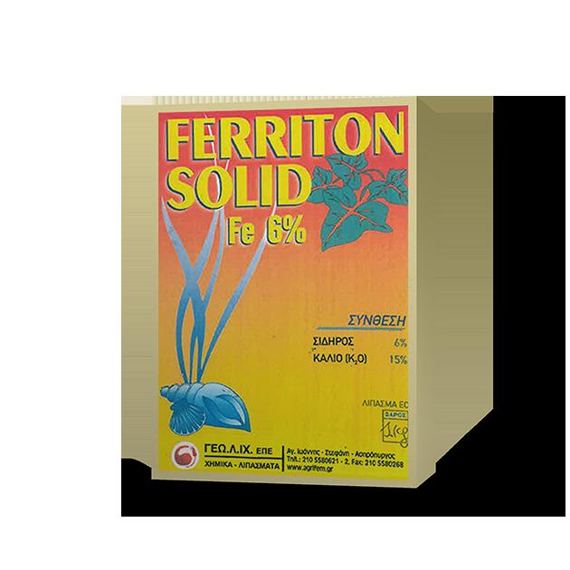 Ferriton-Solid