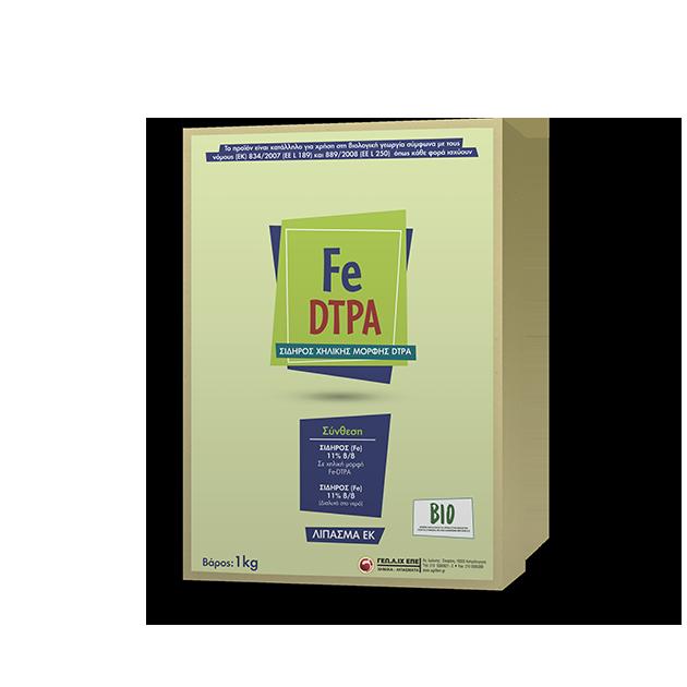Fe-dtpa
